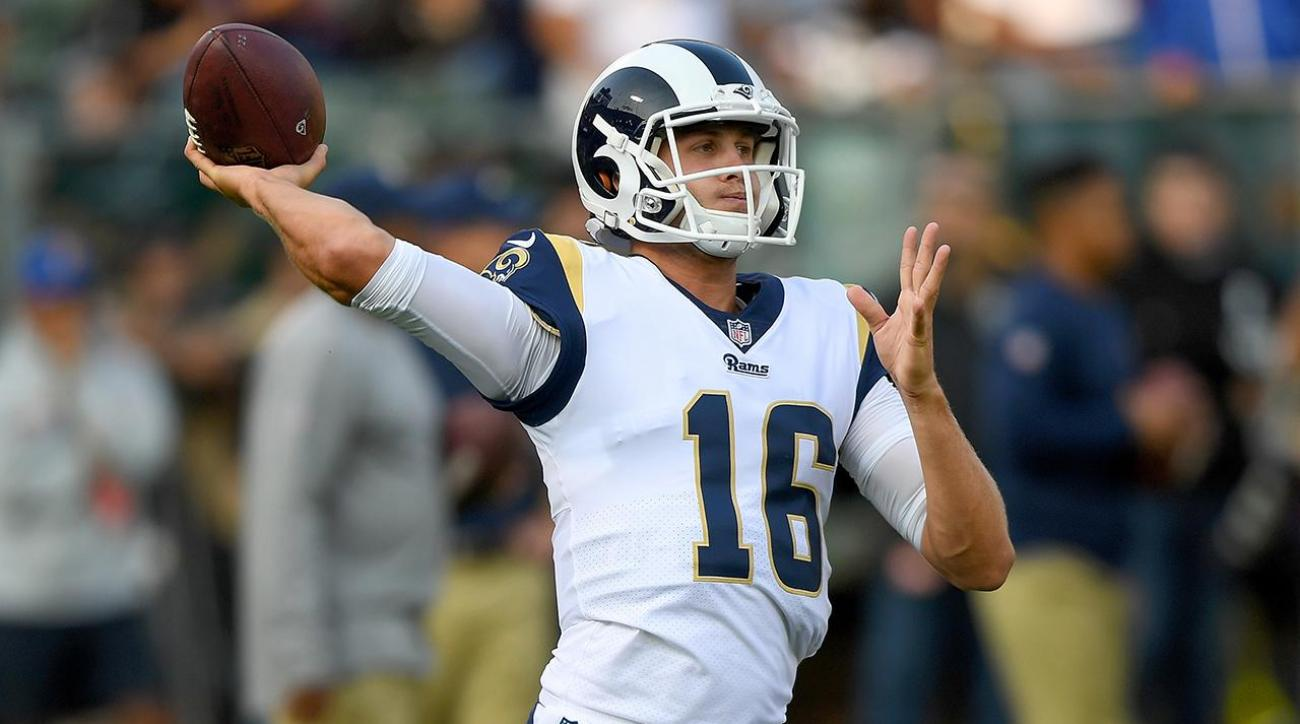Assessing Jared Goff's Breakout Performance in Week 1