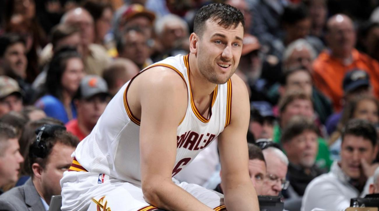 Lakers, Andrew Bogut Agree to 1-Year Deal
