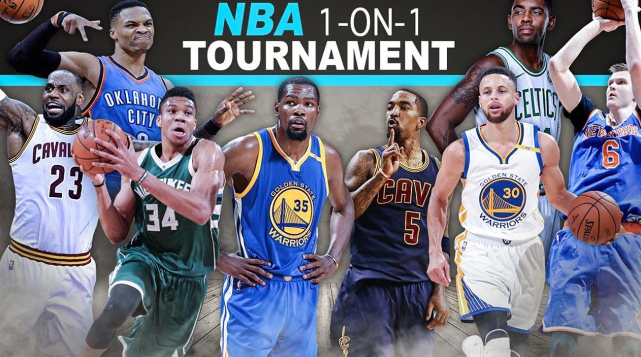 Best NBA 1-on-1 Tournament Finals IMG