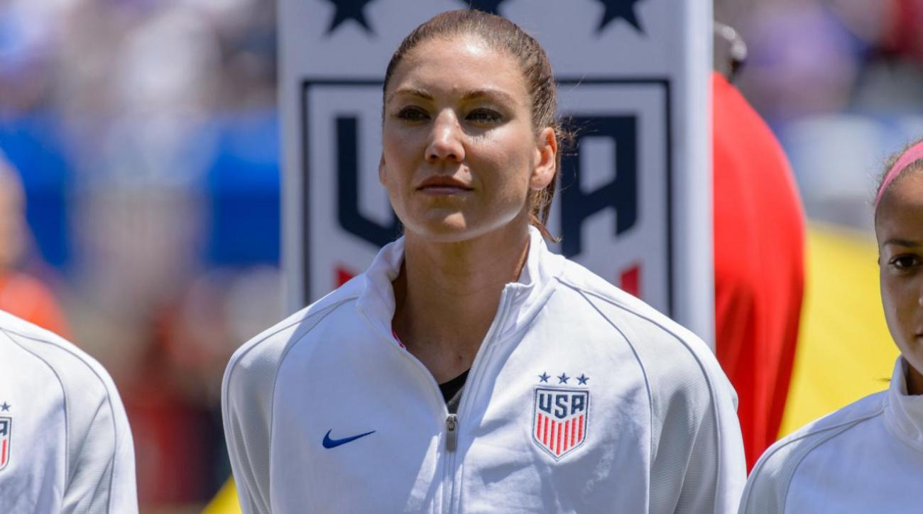 Report: Hope Solo Reaches Agreement With U.S. Soccer Federation Over Grievance