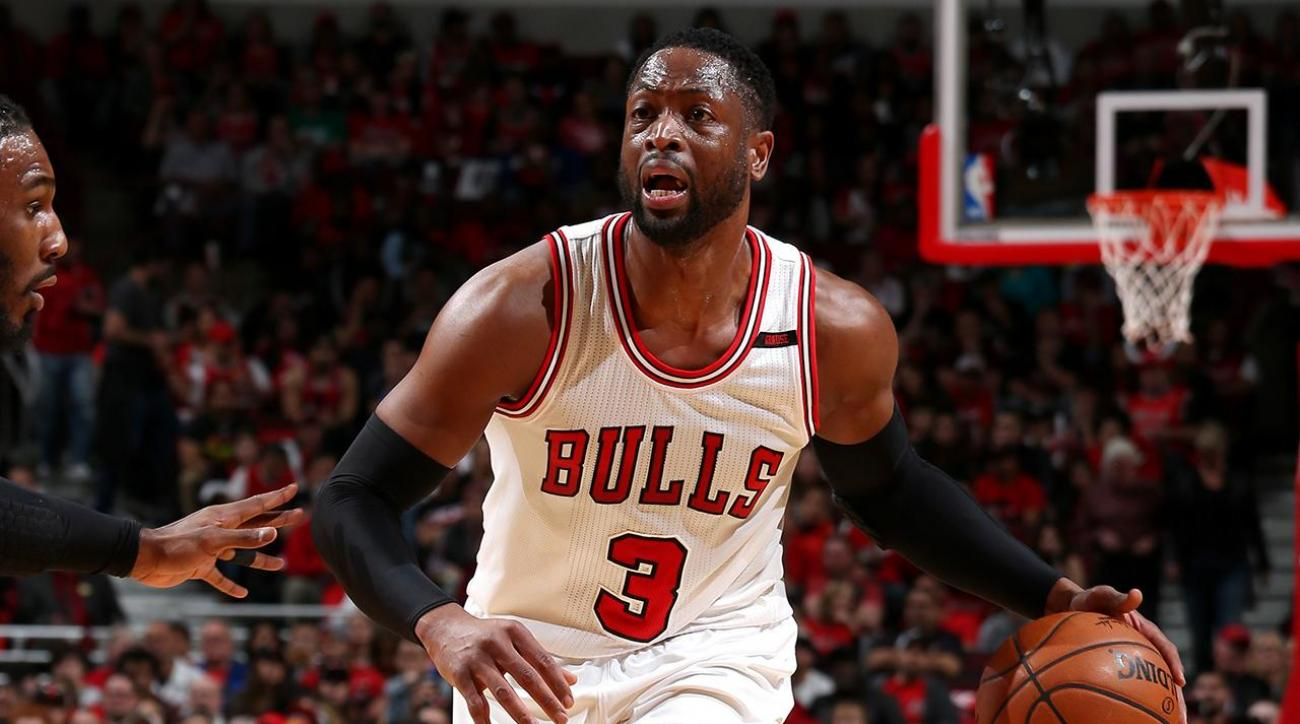 Report: Dwyane Wade Leaning Toward Signing With Cavaliers