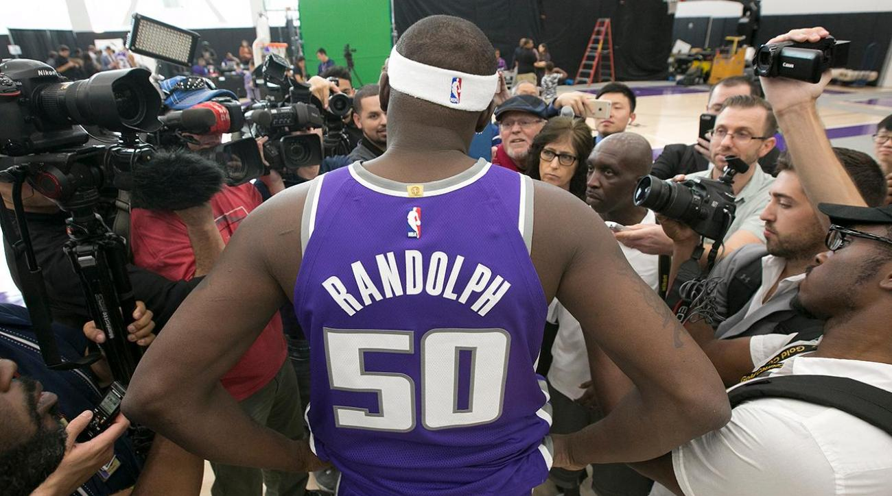 Kings' Zach Randolph on Marijuana Charge: 'I Was Wrongfully Arrested'