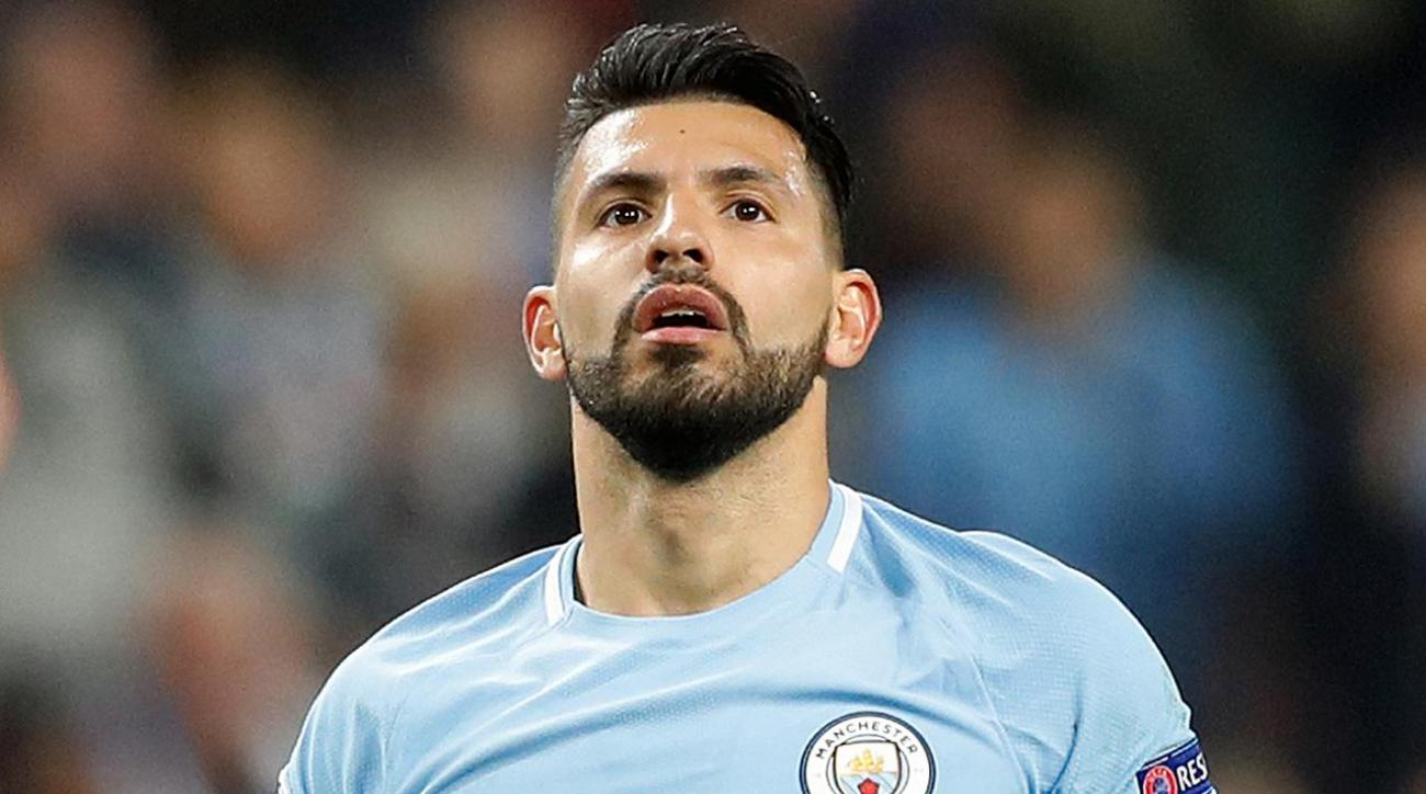 Sergio Aguero reportedly injures himself in car accident