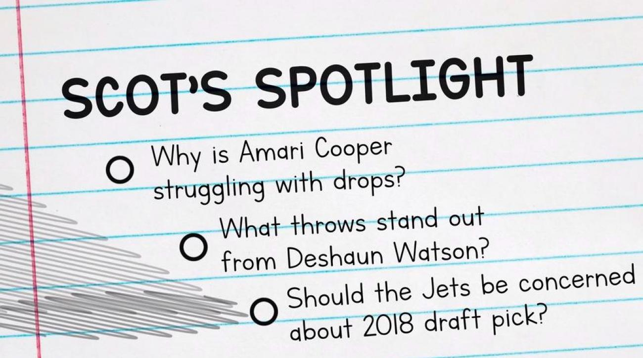 Former GM Scot McCloughan on the Rookie Quarterbacks, Amari Cooper's Drops