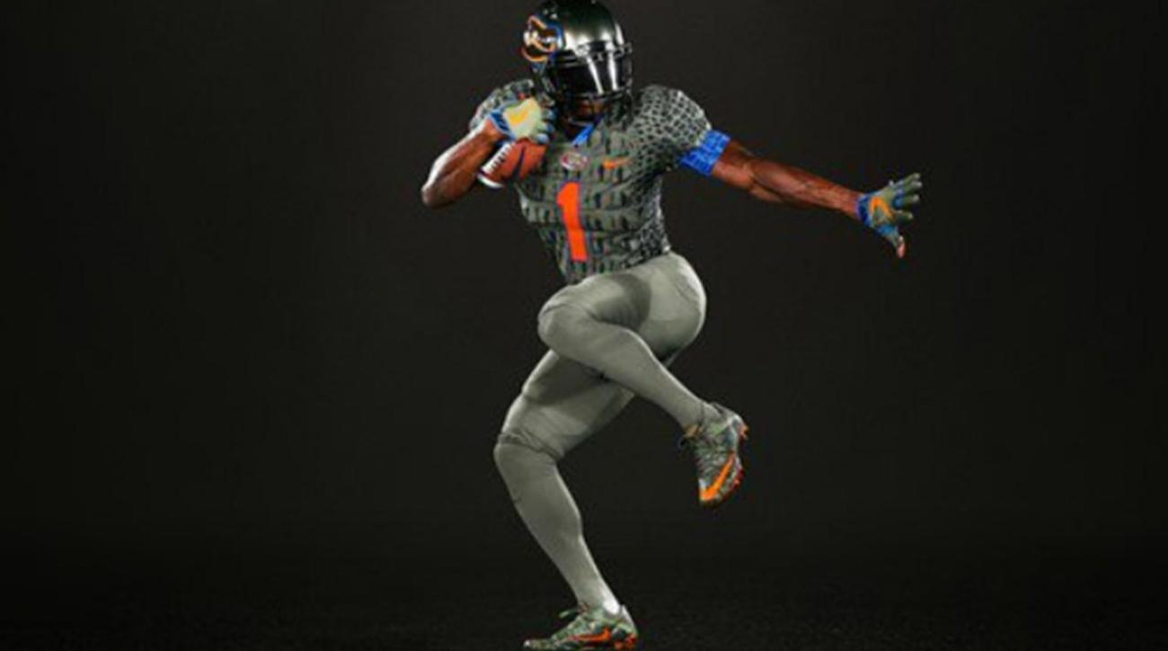 huge selection of 169fd b9b45 Florida Gators 'Swamp Jerseys': Yay or Nay?