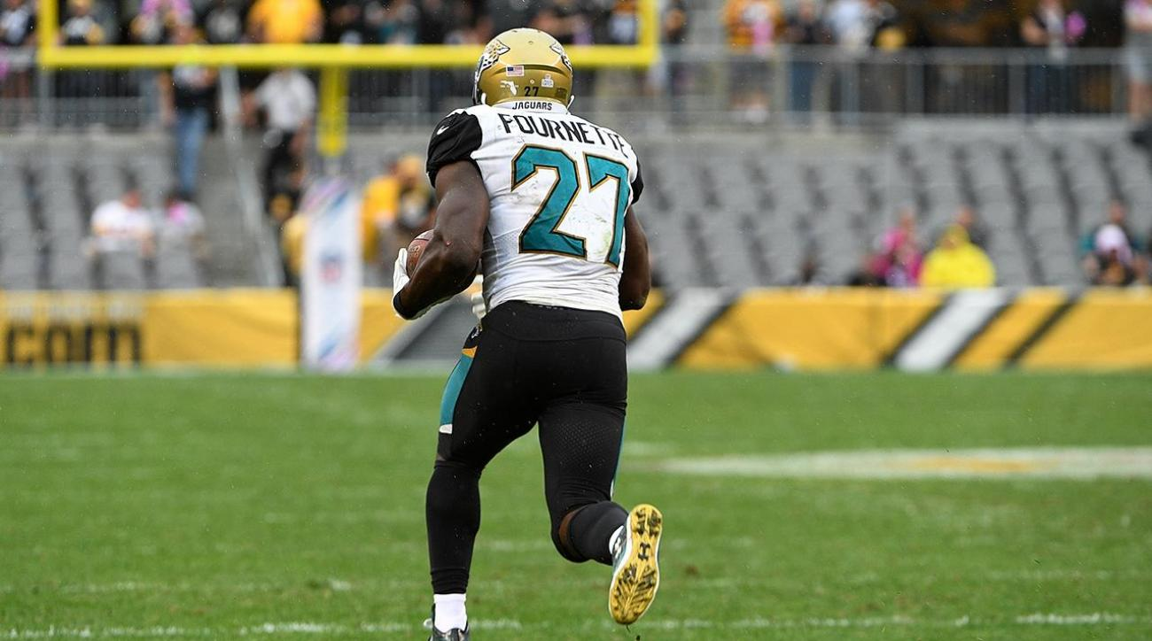 A J Bouye Leonard Fournette brings agressive style to