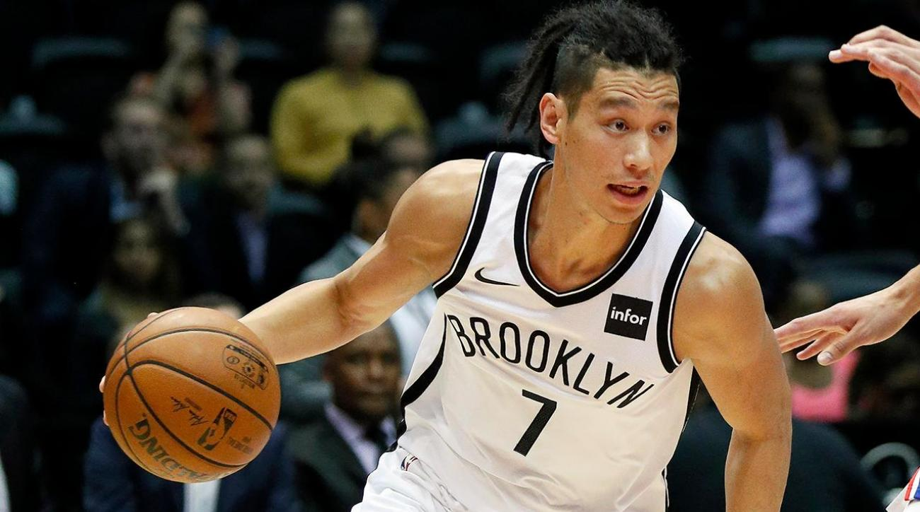 First American of Chinese or Taiwanese descent to play in the NBA, Jeremy Lin, 29