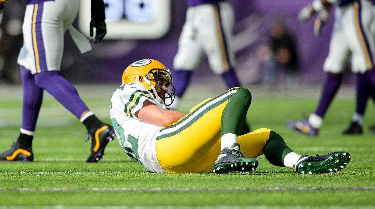 Aaron Rodgers After Surgery: Comeback Starts Now