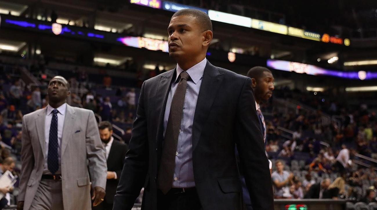 Report: Suns Head Coach Earl Watson Fired After 0–3 Start