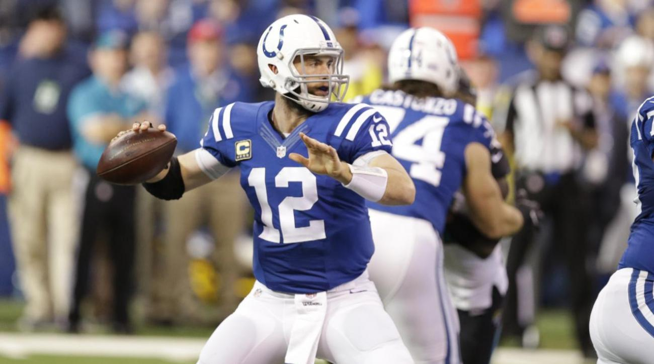 Colts to place Andrew Luck on injured reserve, ending his season
