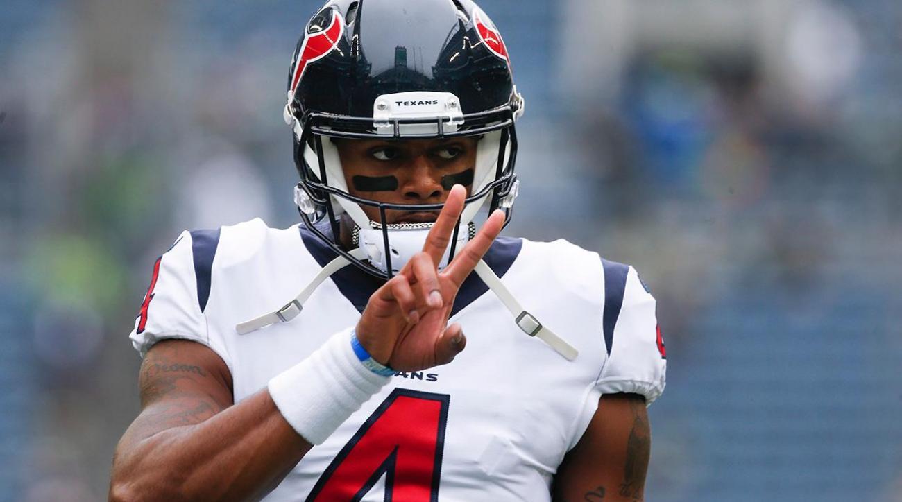 Report: Texans QB Deshaun Watson Tore ACL in Practice