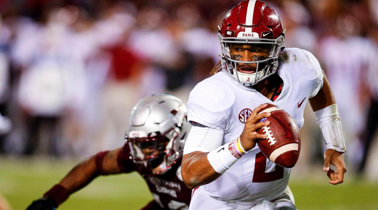 college football playoff no 1 alabama still has work to do si com
