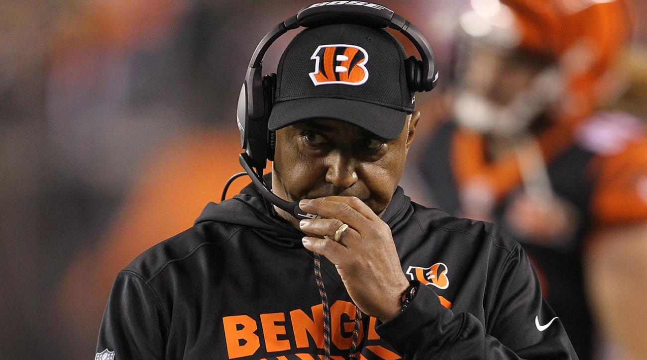 Marvin Lewis Signs Contract Extension with Bengals to Remain Head Coach