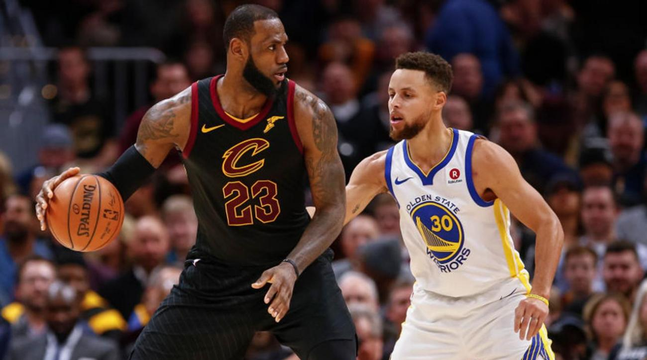 NBA All-Star Game: Who will LeBron James and Steph Curry take? | SI.com