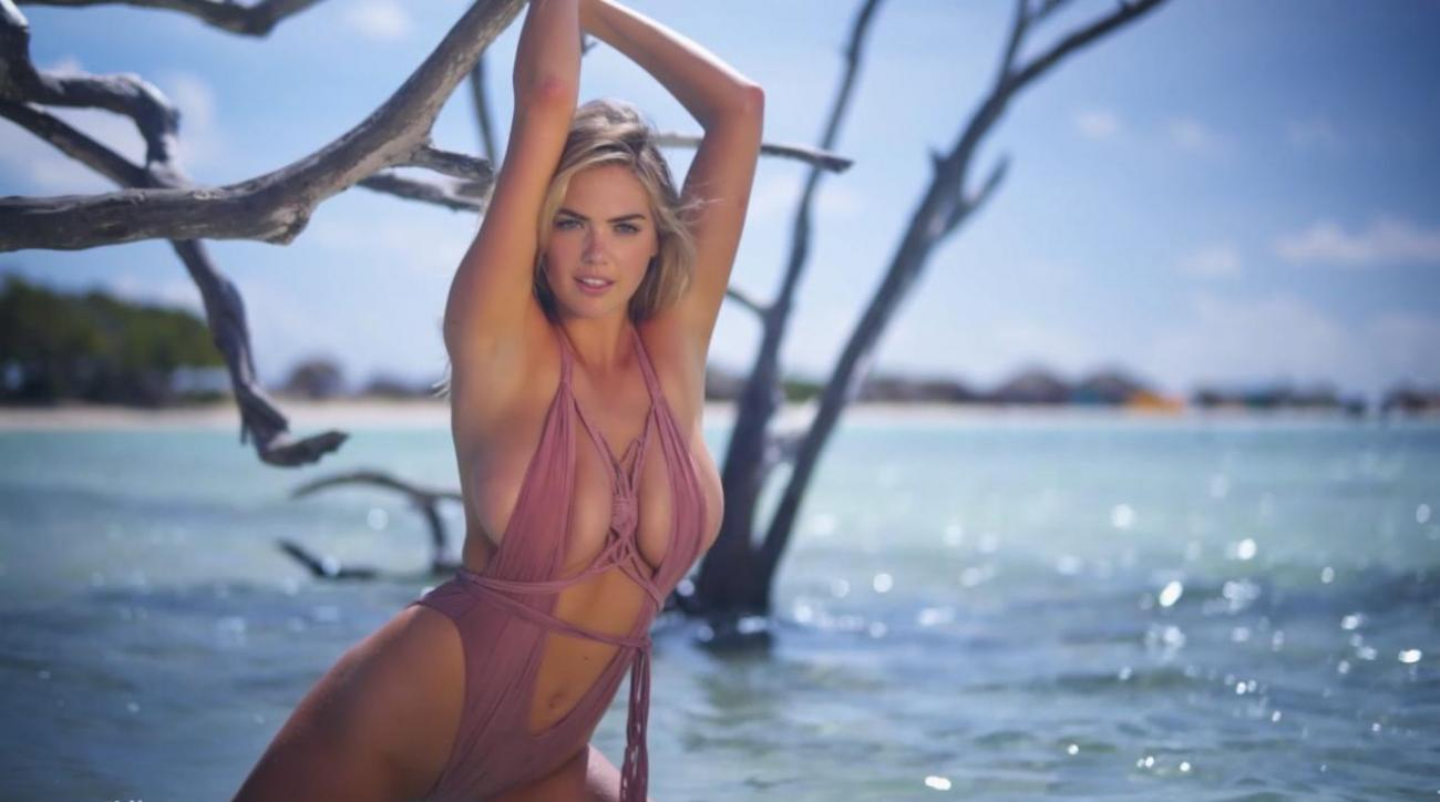 Swimsuit 2018: Kate Upton Intimates