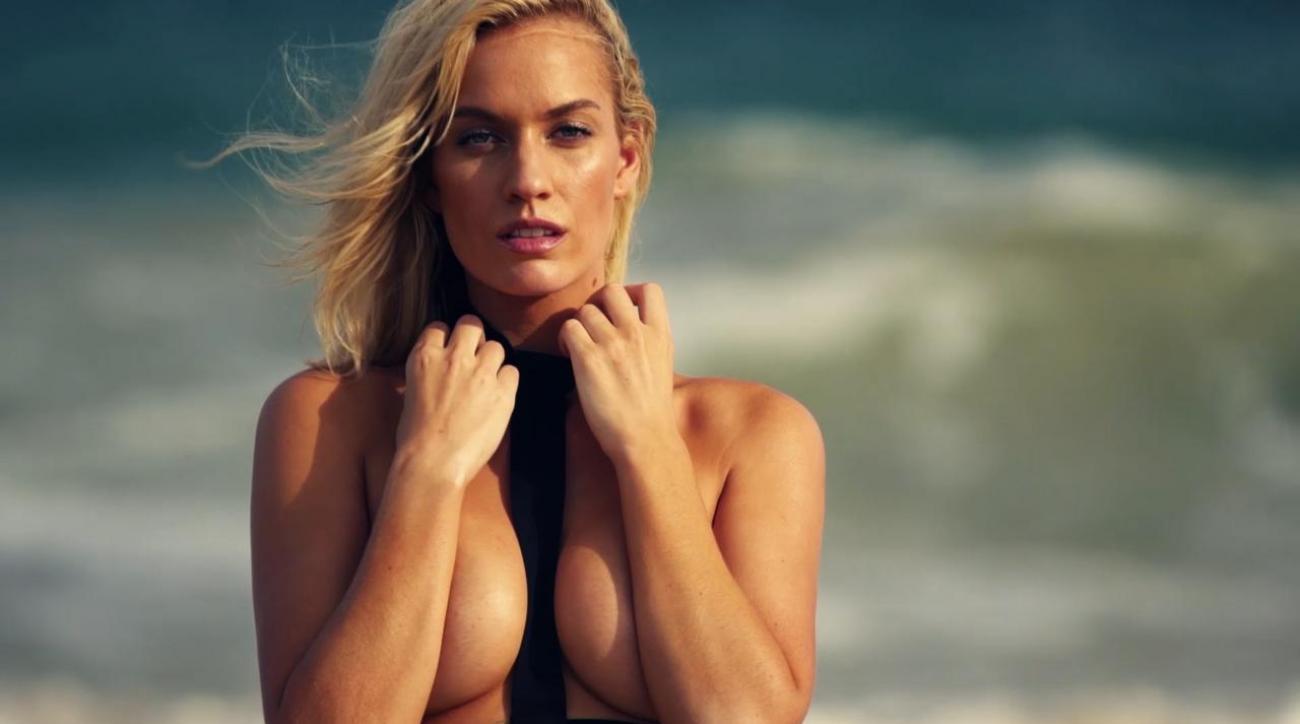 Sophia Horn Measurements: Paige Spiranac SI Swimsuit Model Page