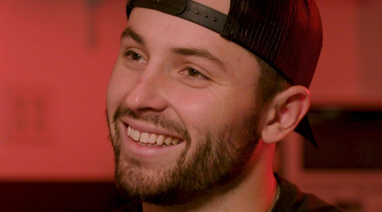 Cleveland Browns Keep Baker Mayfield Secret For Draft Si