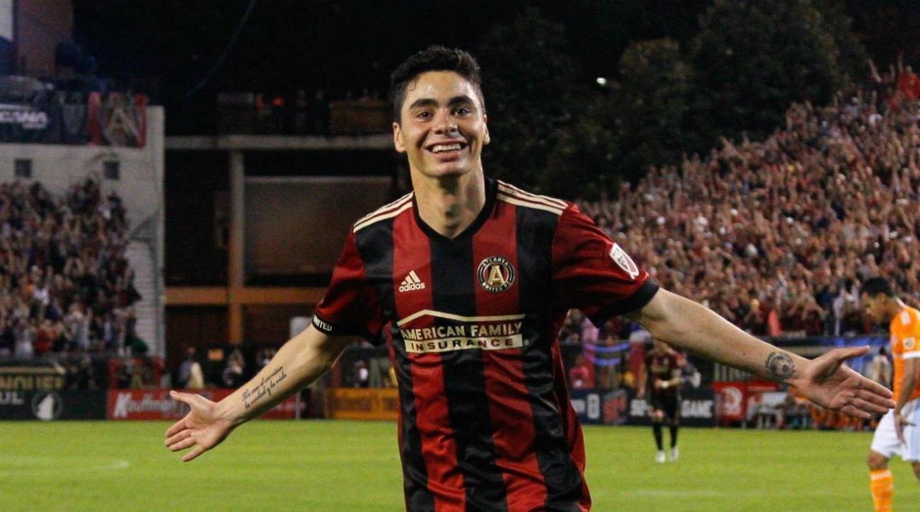 Image result for miguel almiron