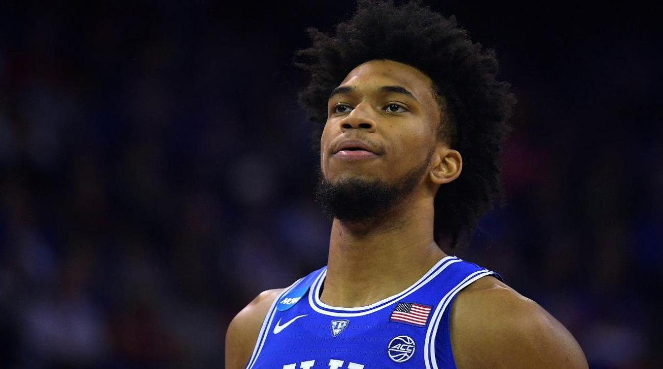 30c1fddec1af VIDEO - Marvin Bagley III expected to sign five-year shoe deal with Puma