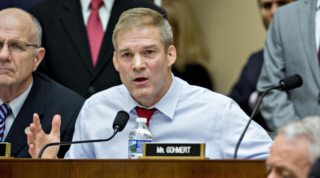 Report: Ohio Congressman Jim Jordan Accused of Ignoring Sexual Abuse Allegations at Ohio State