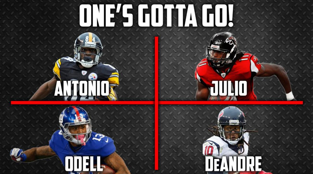 Fantasy Football Top Wide Receivers You Should Target Avoid