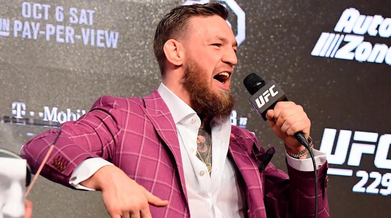 Conor McGregor Signs New Eight-Fight UFC Deal