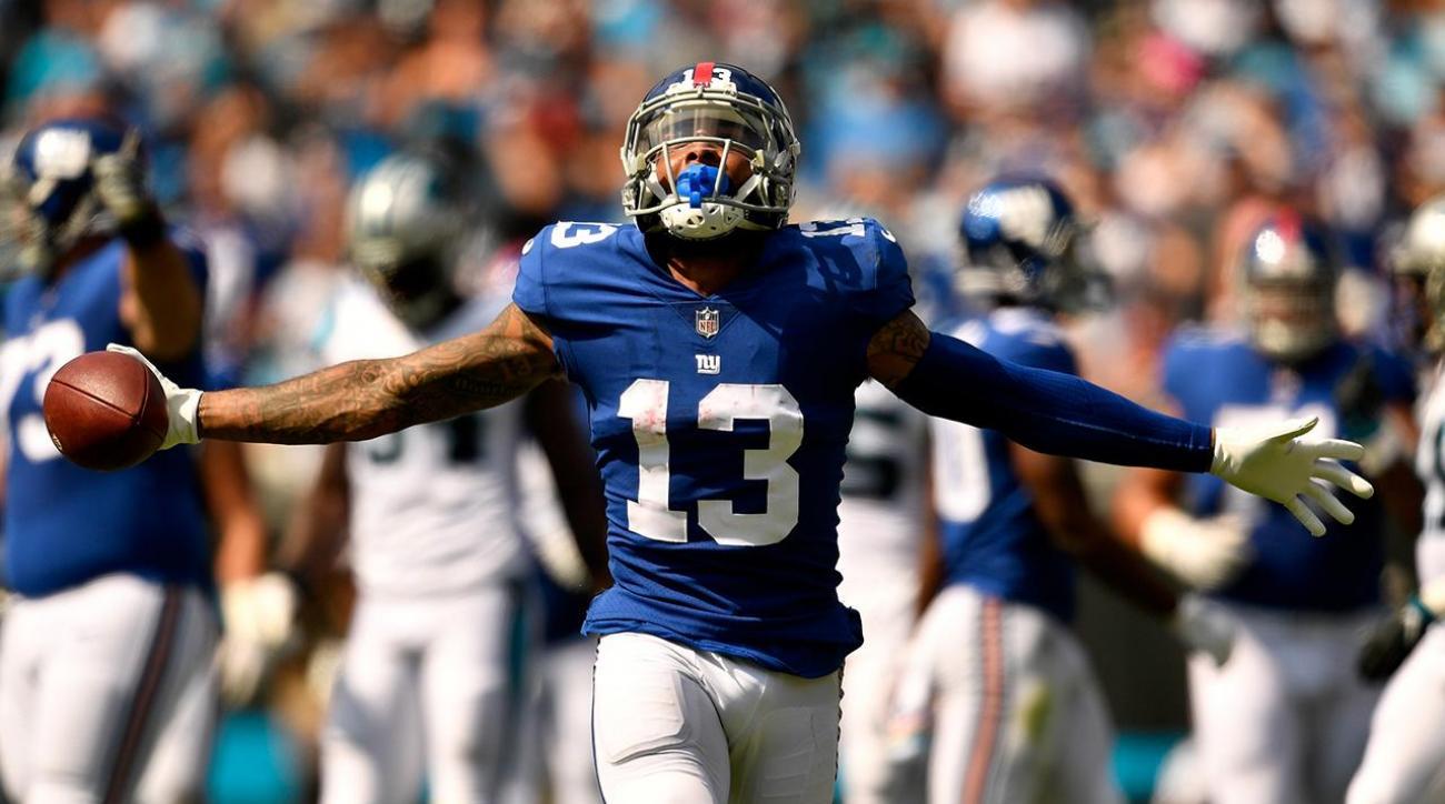 Odell Beckham Jr. Has Valid Criticisms on Giants Offense