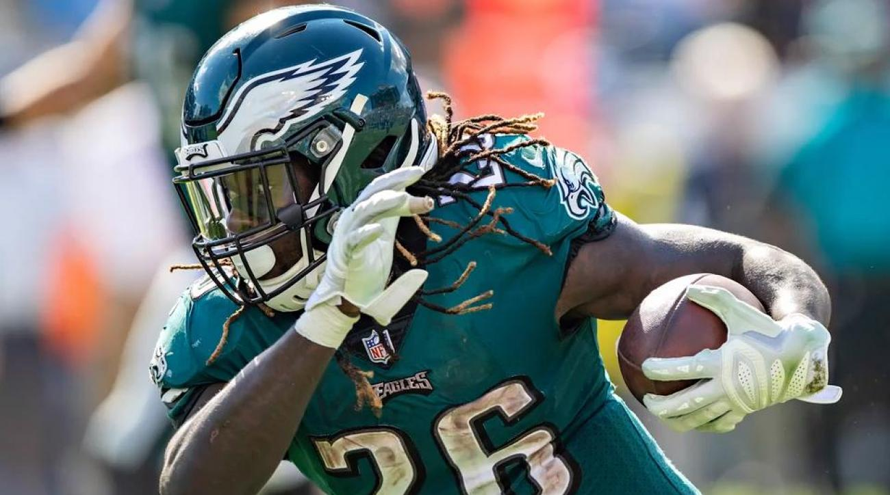 Eagles RB Jay Ajayi Placed on IR With Torn ACL