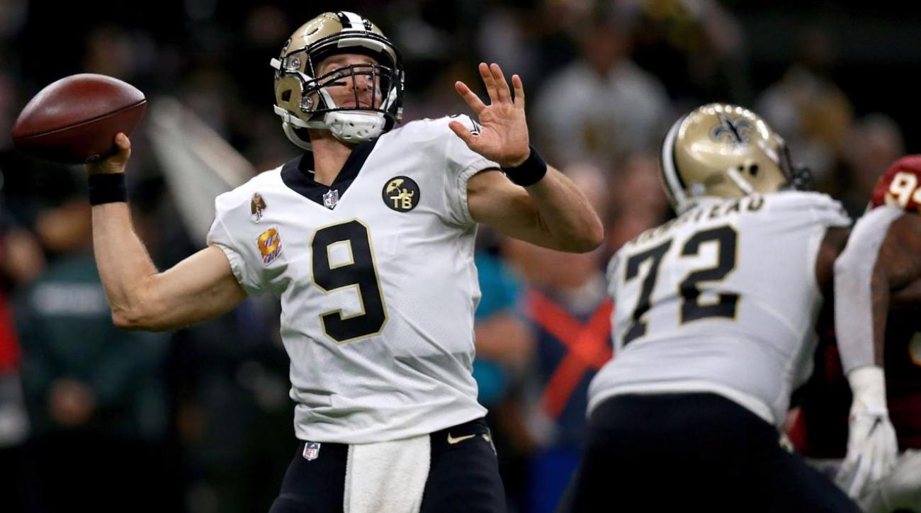 Drew Brees Becomes NFL's All-Time Leader in Passing Yards
