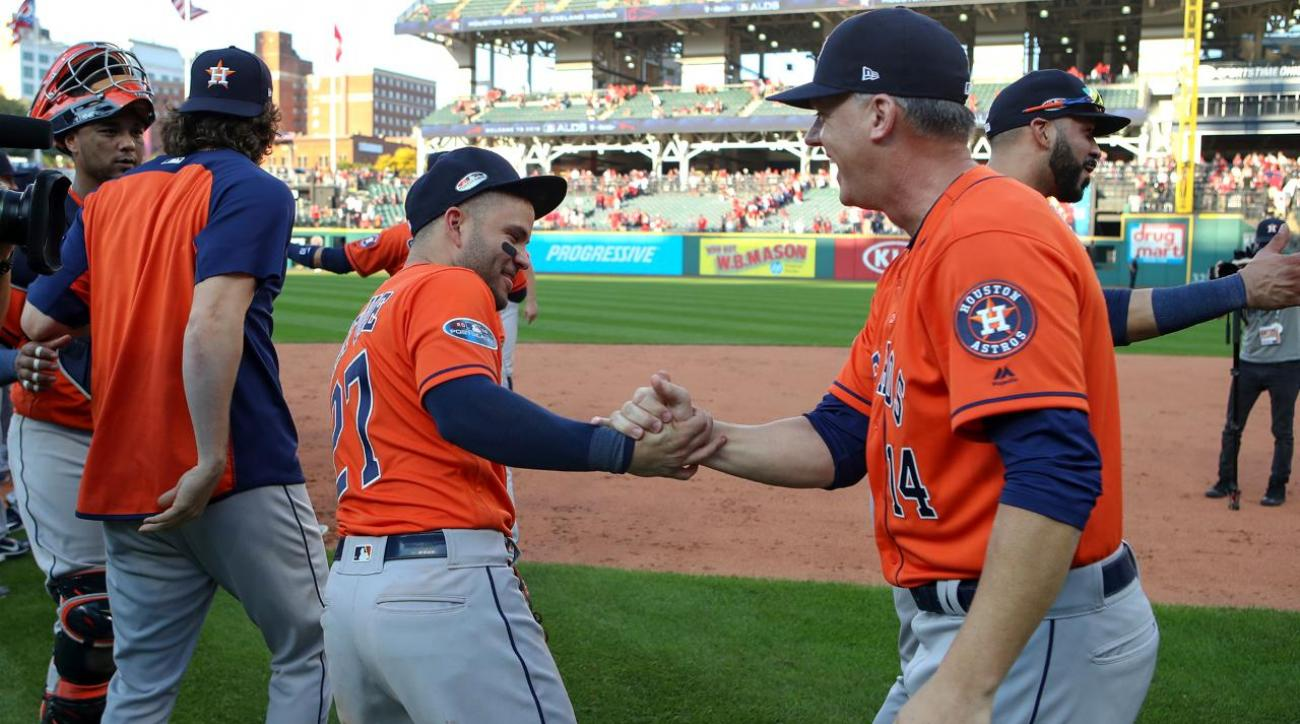Are Astros Now Frontrunners to Win World Series?