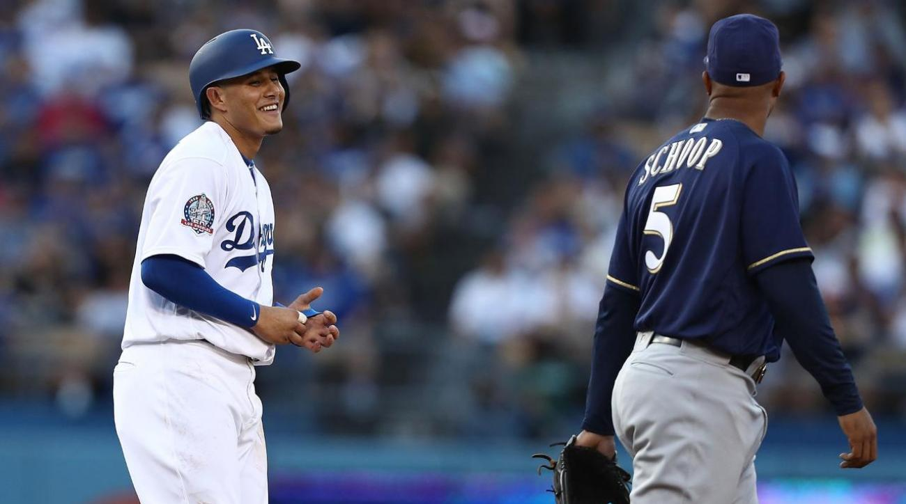 Dodgers vs. Brewers: Which Team Has Advantage in NLCS?