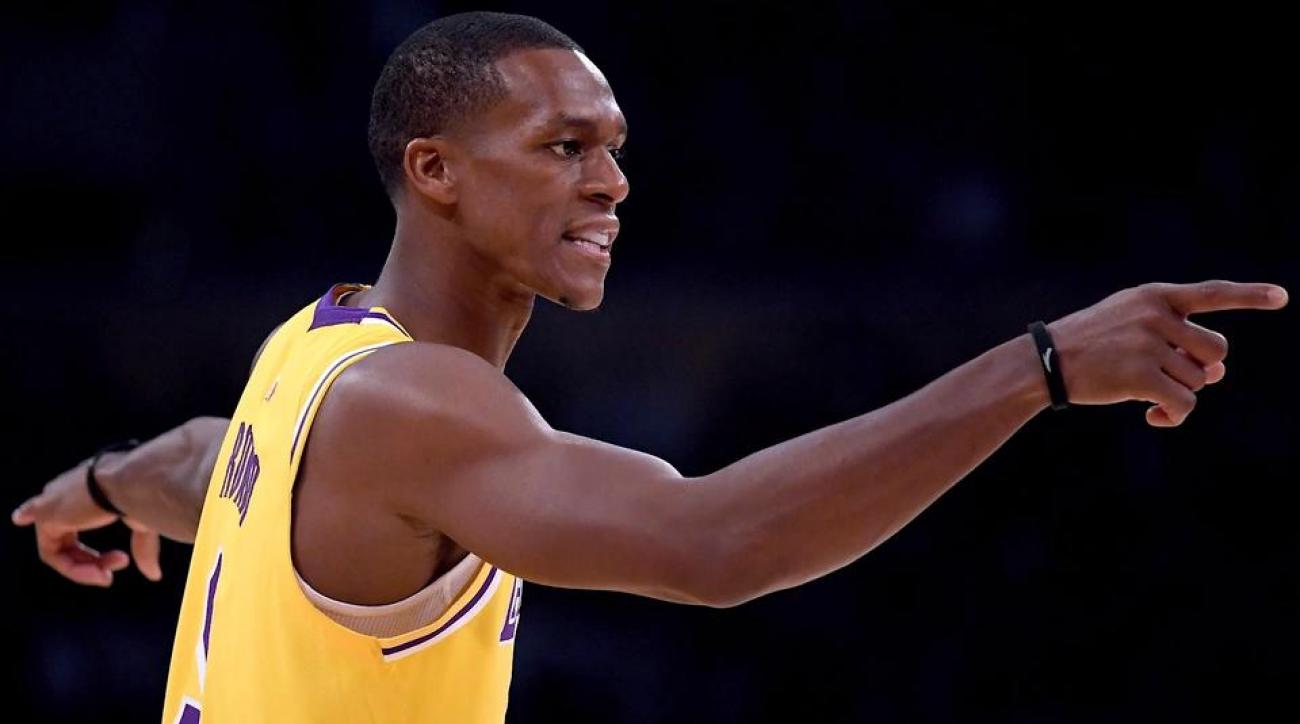 7d95191e5b2 VIDEO - Lakers  Rajon Rondo says Rockets  Chris Paul is  horrible teammate