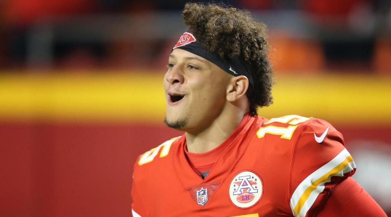 VIDEO - Chiefs QB Patrick Mahomes scores deal with Hunt s Ketchup ... 0390a24e4
