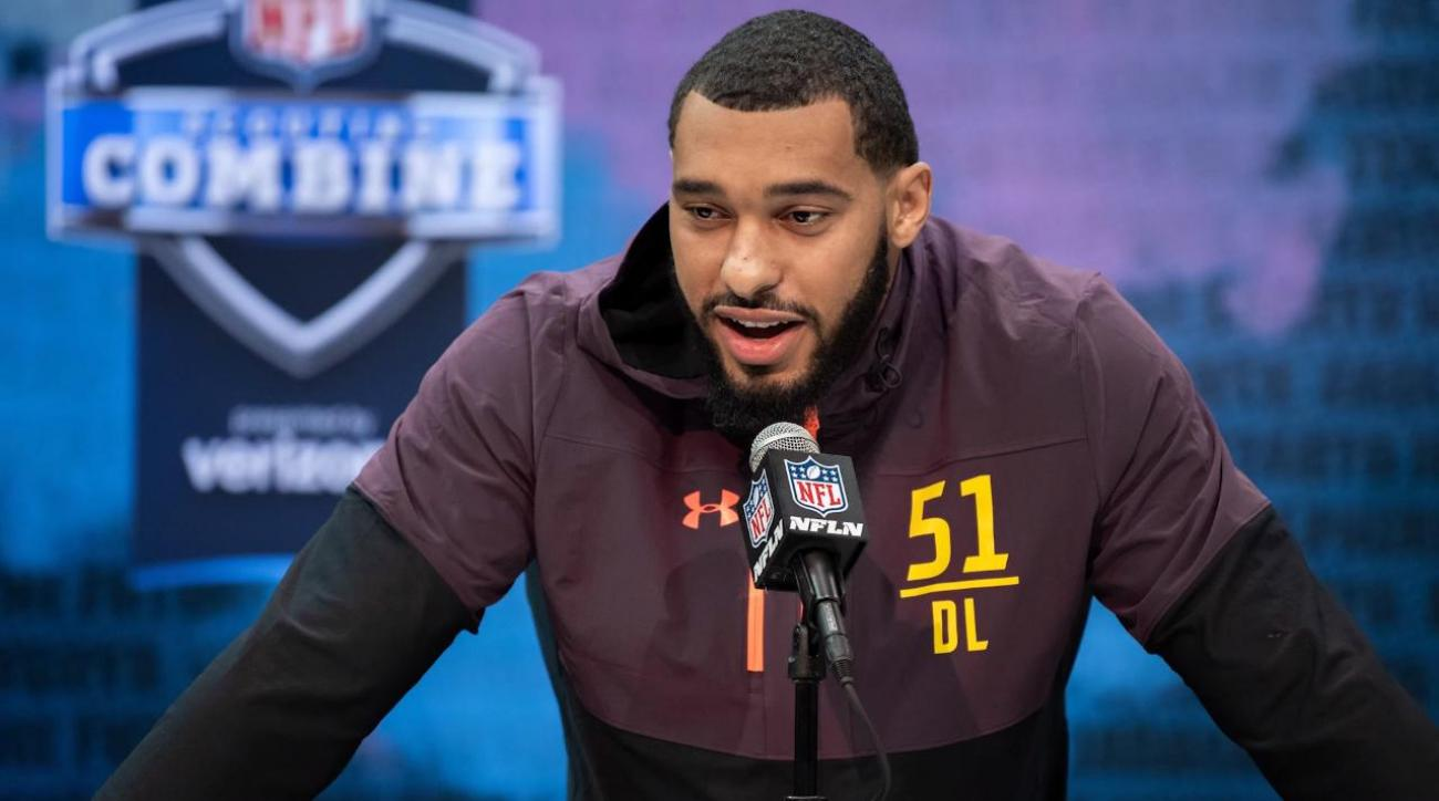 Mississippi State DE Montez Sweat Won't Attend NFL Draft Amid Heart Condition Concerns