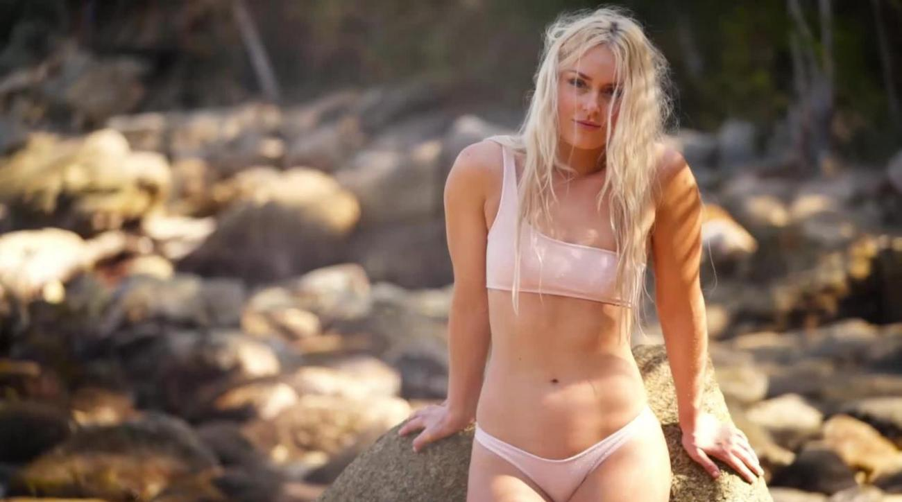 Swimsuit 2019: Lindsey Vonn Intimates