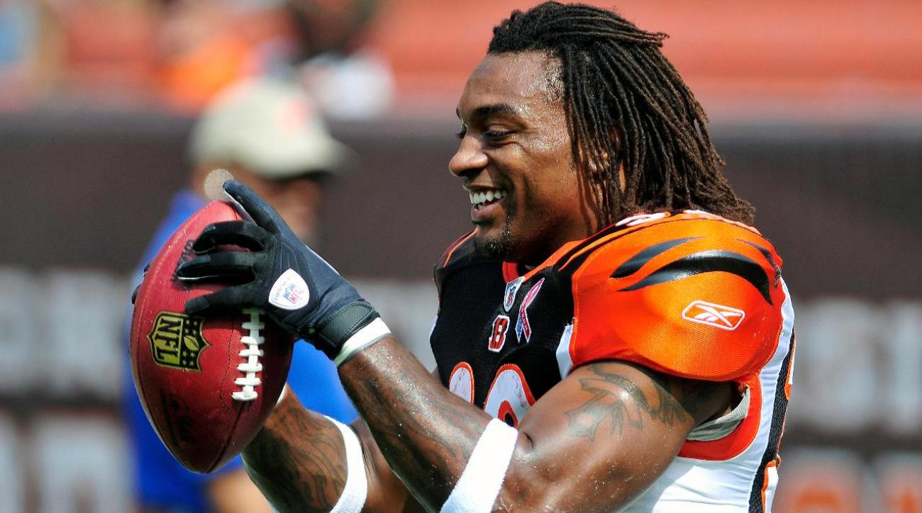 Former Texas Running Back Cedric Benson Dies in Motorcycle Accident at 36