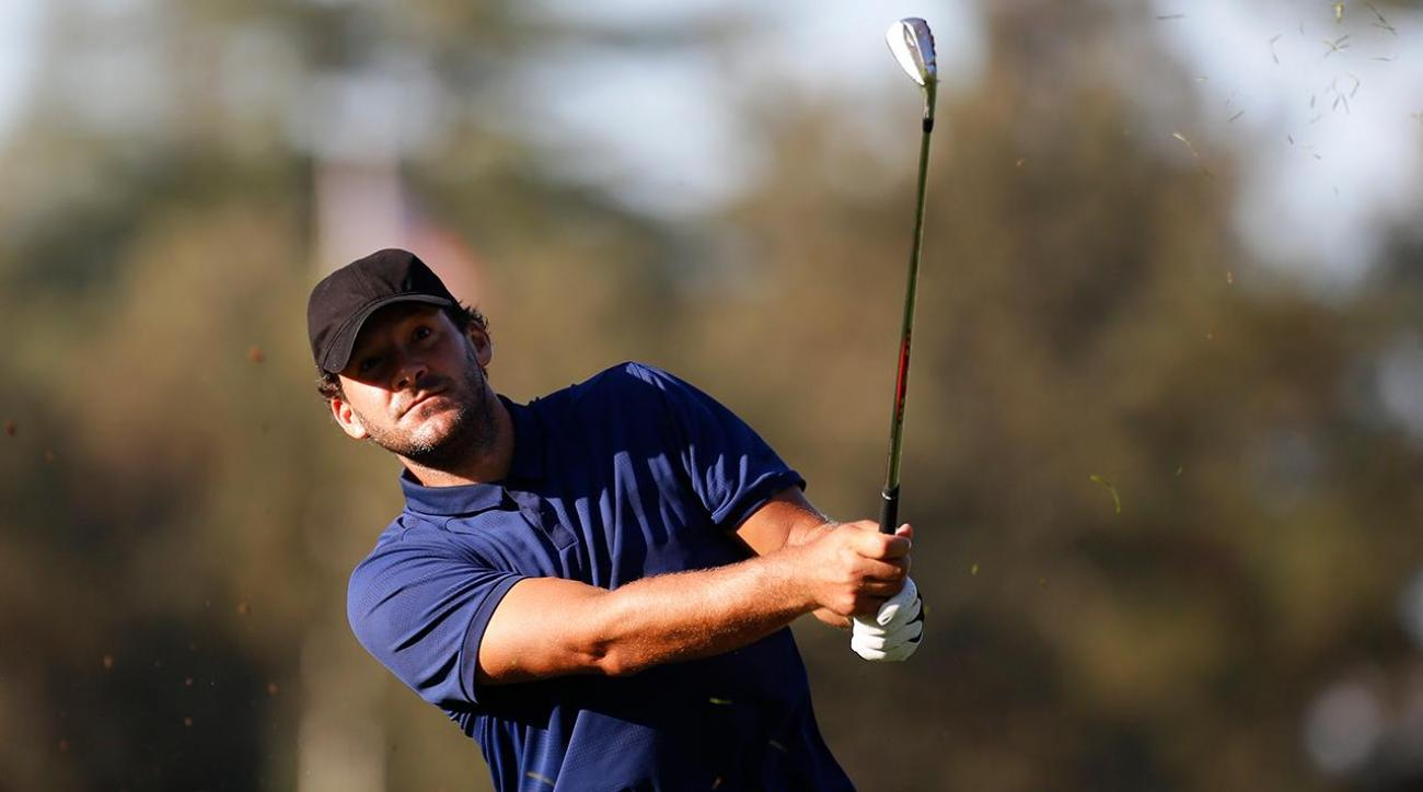 Tony Romo Misses Cut at Safeway Open, Will Join CBS NFL Broadcast on Sunday
