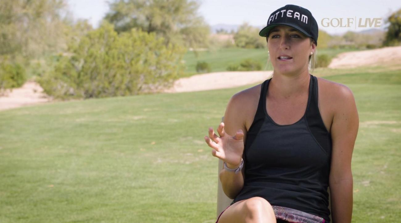 2:03 | Tour & News         LPGA Takeaway Don't take Jaye Marie Green too seriously she doesn't