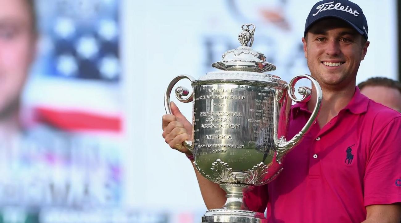 Thomas: Jealousy of Spieth fueled PGA triumph