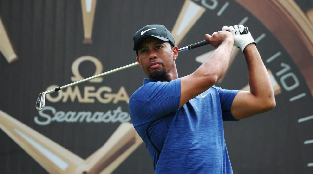 Mixed signs ahead of Tiger Woods' return to competition