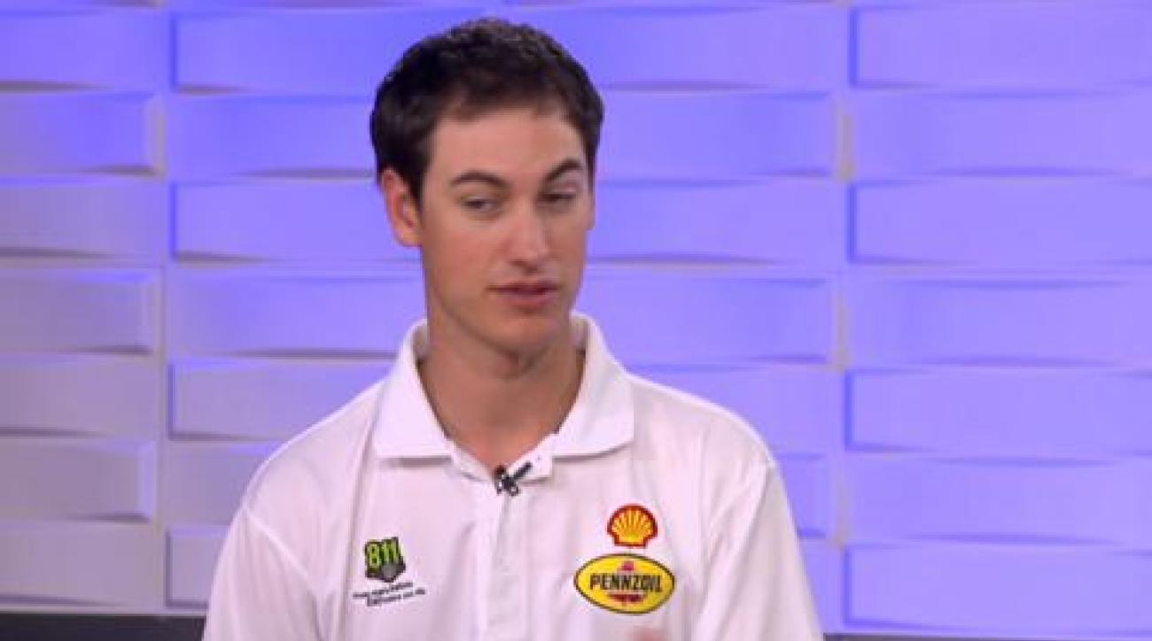 Logano: Feud with Stewart is over