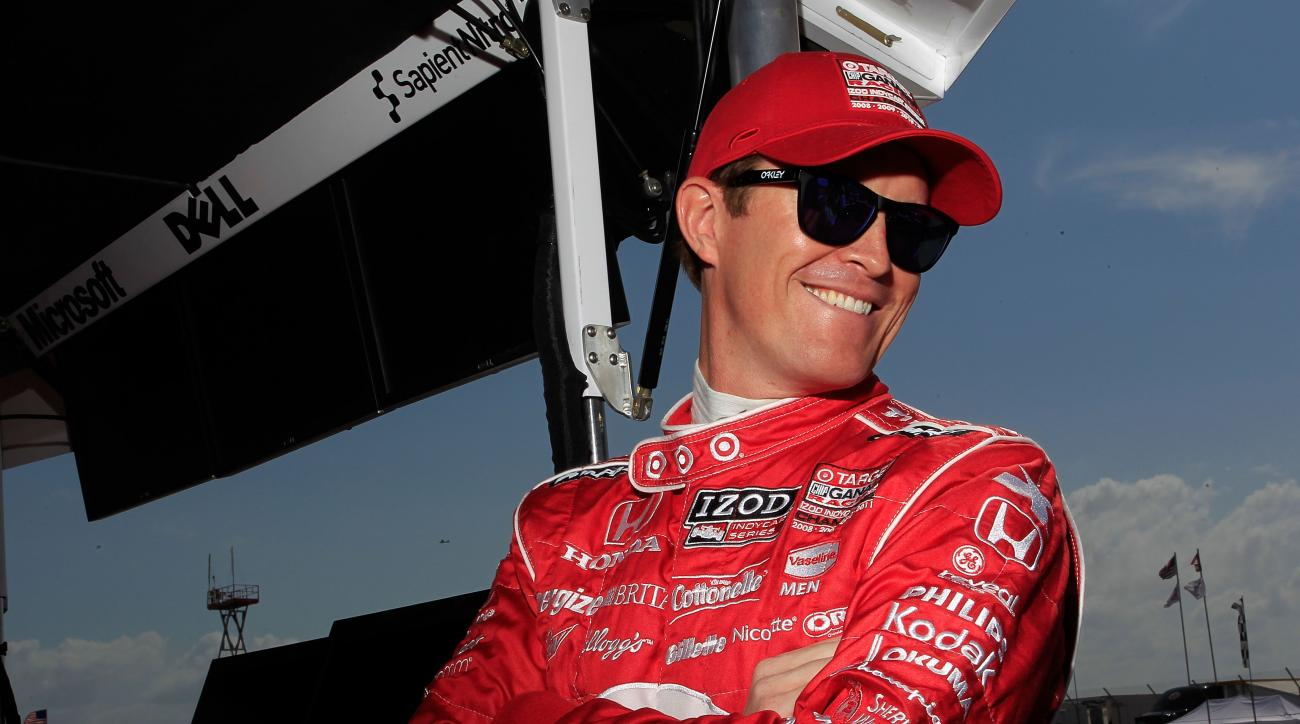 SI Now: Scott Dixon on his most embarrassing moment