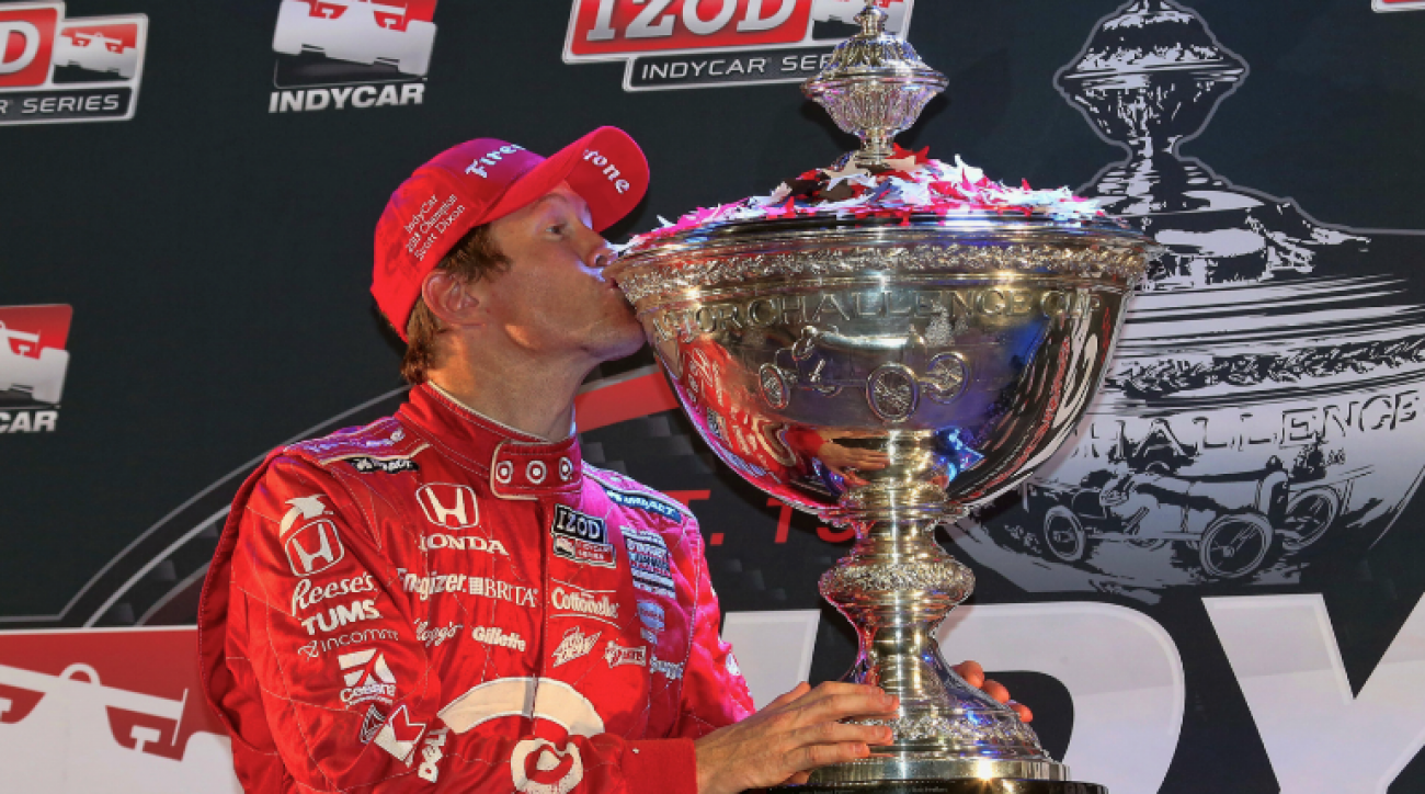 SI Now: One-on-one with IndyCar champion Scott Dixon