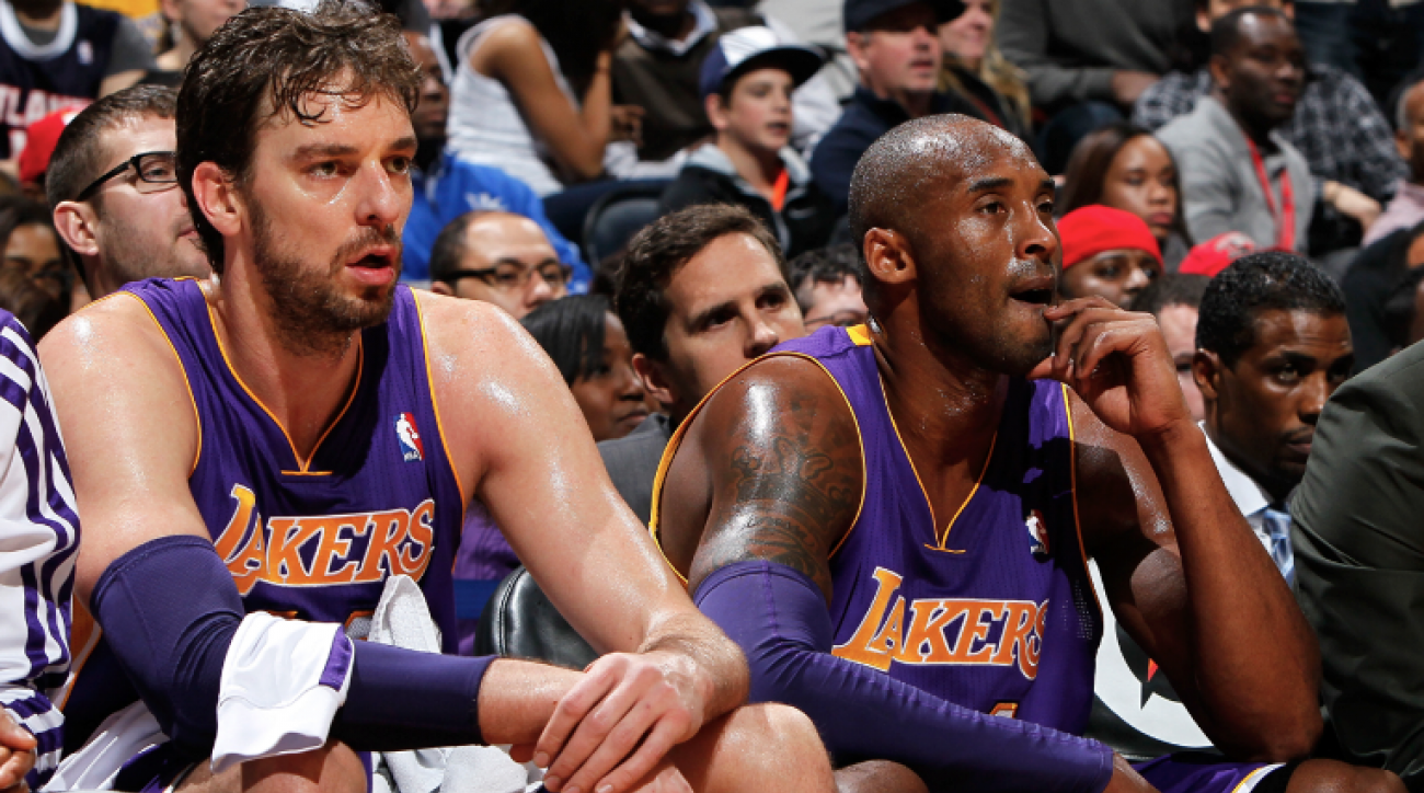 SI Now: Kobe's latest injury only part of Lakers' laundry list of problems