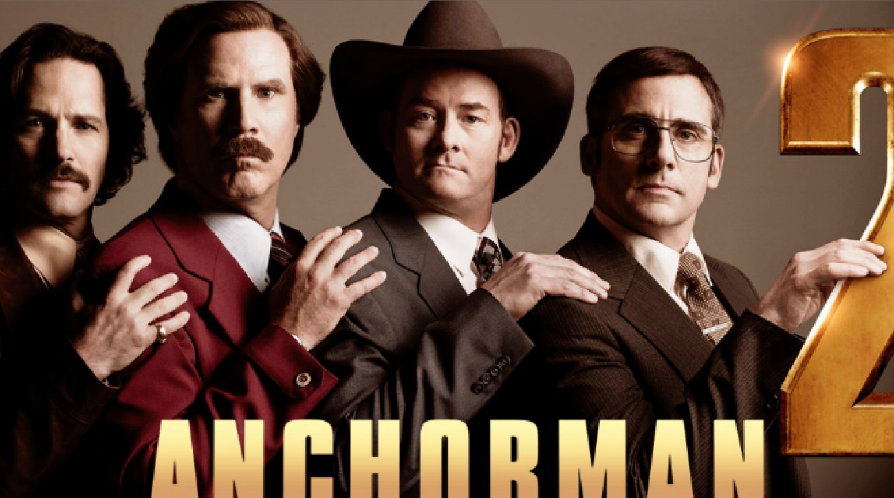 """SI Now: """"Anchorman 2"""" cast answers our toughest sports questions"""