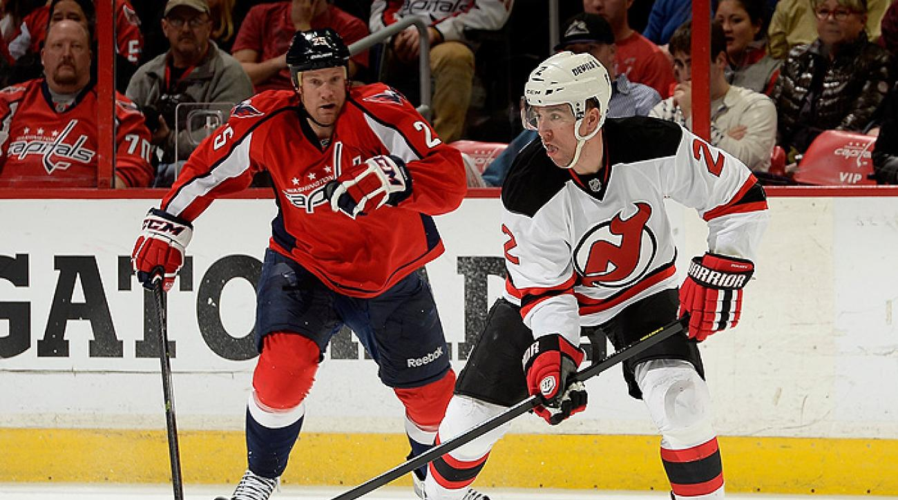 Devils take out Capitals in overtime