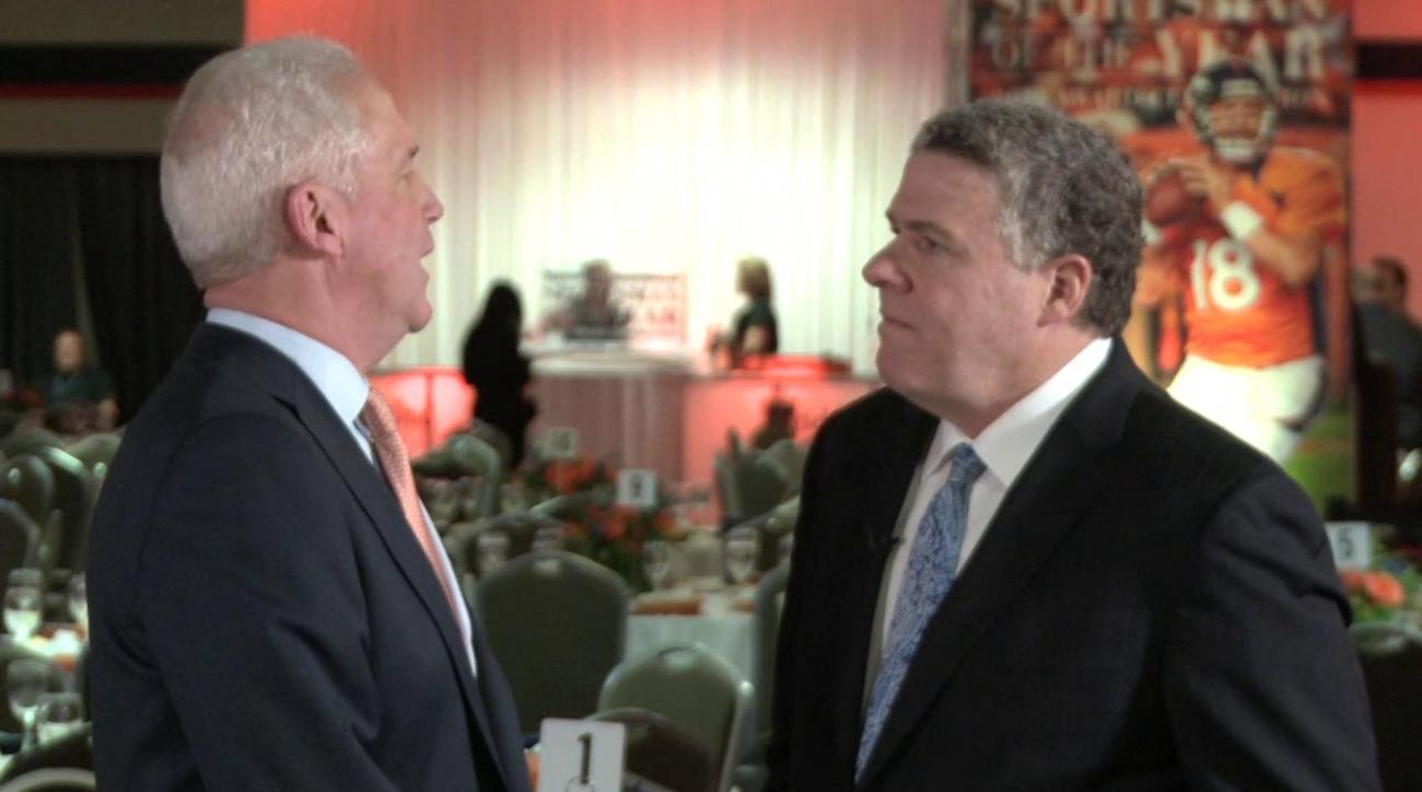 One on One with Peter King: John Fox