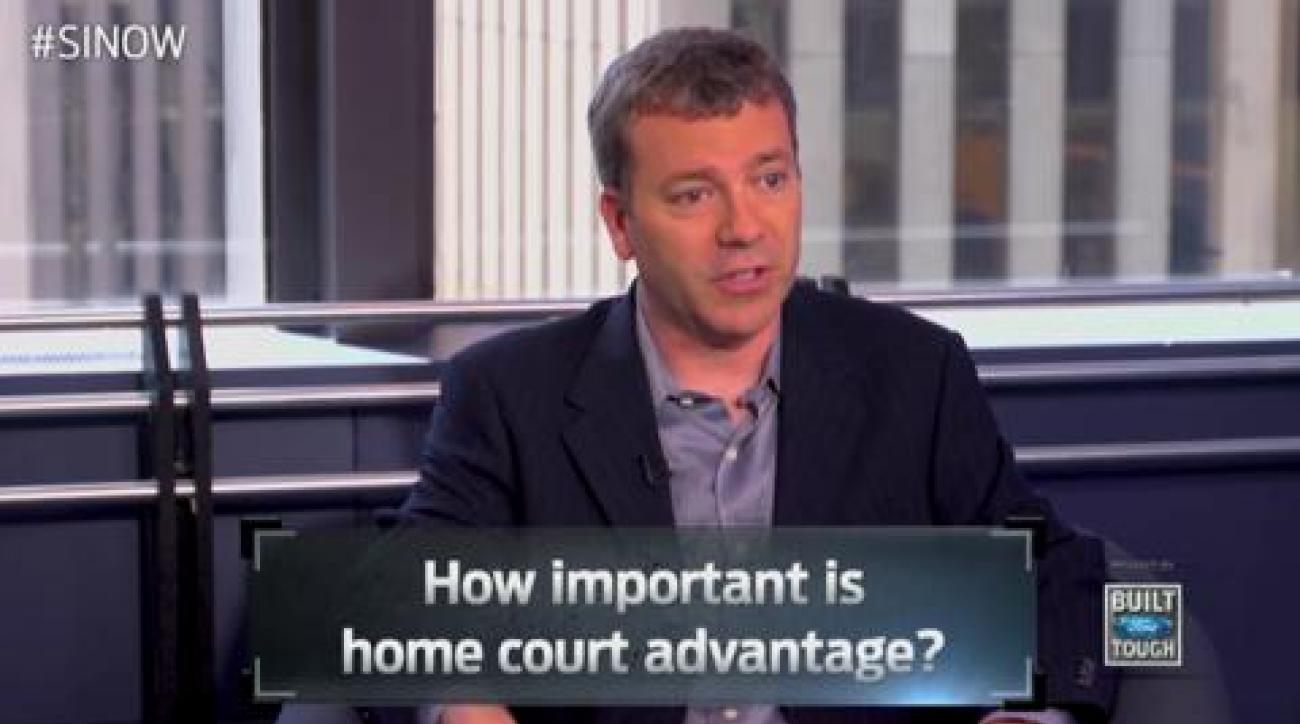 SI Now: How big is home court advantage?