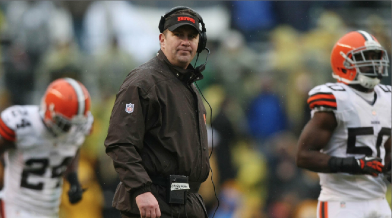 Pro Football Now: The Browns fire first-year head coach Rob Chudzinski