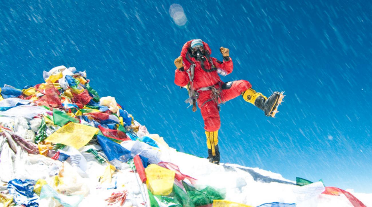 "SI Now: Ford 'Endurance Athlete"" alpinist Melissa Arnot"
